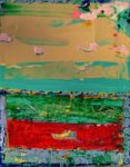 Le repos de Calypso 41 cm x 23 cm 2012
